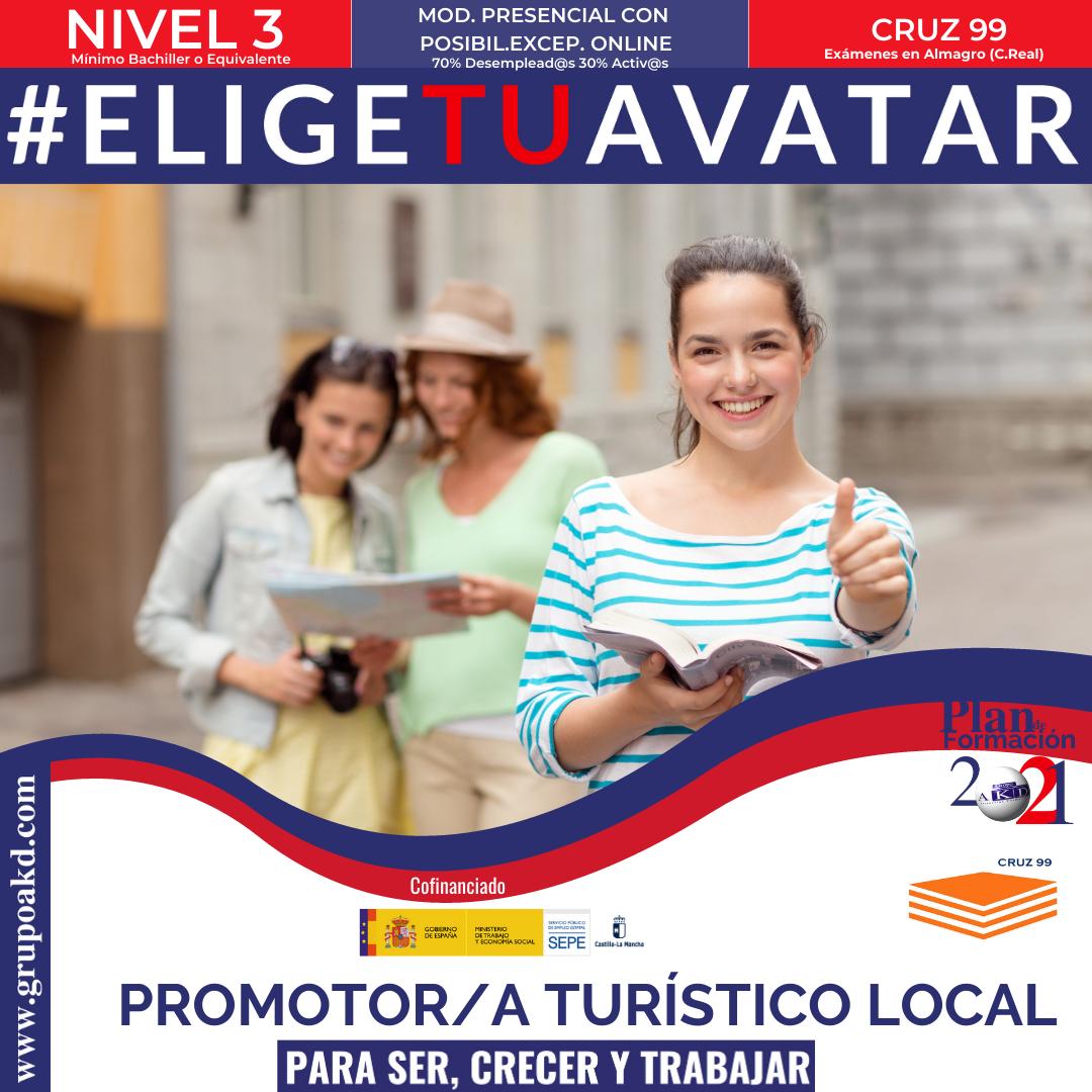 Promocion turistica local