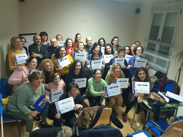 Foto archivo de Grupo Ayto. de Villarrubia de los Ojos- Centro Mujer