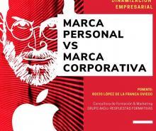 CURSO DE MARCA PERSONAL VS MARCA CORPORATIVA