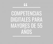 Competencias digitales para mayores de 55 años - Cerrado