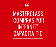 MasterClass Compras por Internet