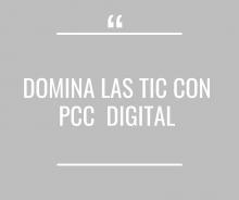 Domina las TIC con PCC Digital - Cerrado