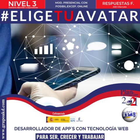Desarrollo de aplicaciones con tecnologia web