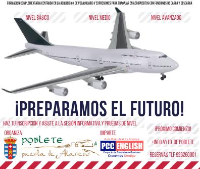 Inglés aeroportuario