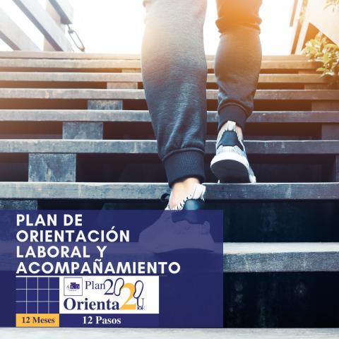 Plan Orientación laboral y acompañamiento online