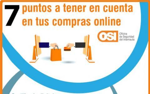 ¿Consejos para comprar por internet?