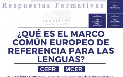 Qué es el Marco Común Europeo de Referencias para las lenguas?
