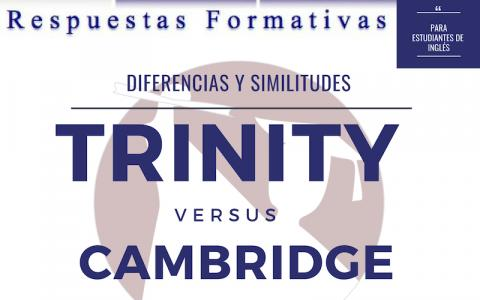Trinity VS Cambridge