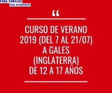 CURSO DE VERANO A GALES (INGLATERRA)